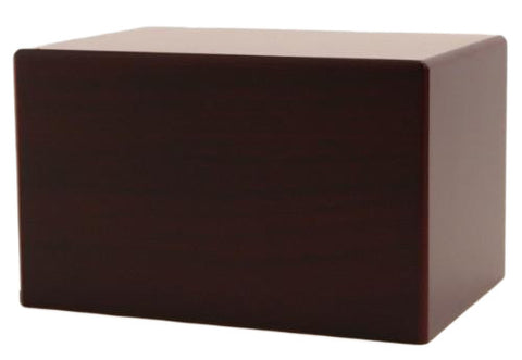Medium Density Fiberboard Cherry Economy Urn