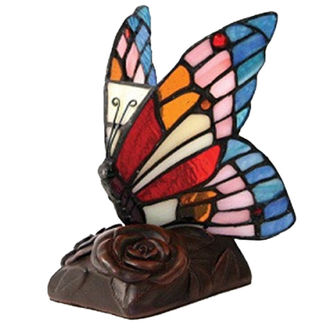 Keepsake Butterfly Memory Lamp