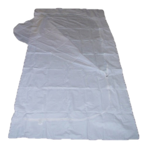 BODY BAG - 7 mil - High Density - Envelope Style- ( Our Most Popular)