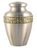 Terrybear Avalon Pewter Cremation Urn | Vision Medical