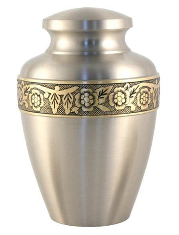 Avalon Pewter Cremation Urn | Vision Medical