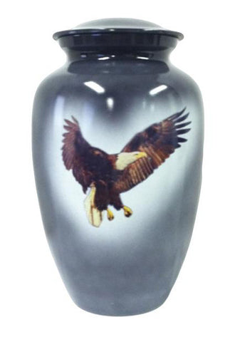 Fearless Old Glory Cremation Urn