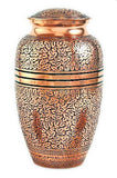 Copper Oak Cremation Urn