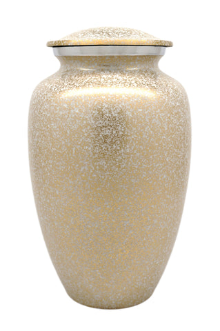 Golden Frost Cremation Urn