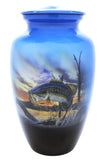 Fishing Theme Cremation Urn | Vision Medical Exclusive