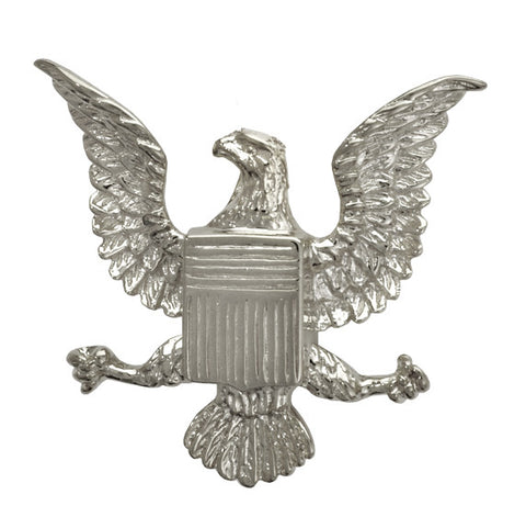 Sterling Silver Eagle Badge Cremation Pendant | Vision Medical