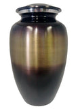 Midnight Gold Cremation Urn | Vision Medical