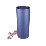 Navy Blue Scattering Tube