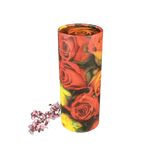 Red Roses Scattering Tube