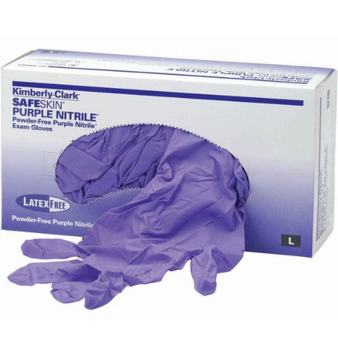 "Kimberly-Clark, Safeskin Extra (extended 12"" length) 