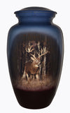 Trophy Buck Cremation Urn |  Themed Hunting Cremation Urn