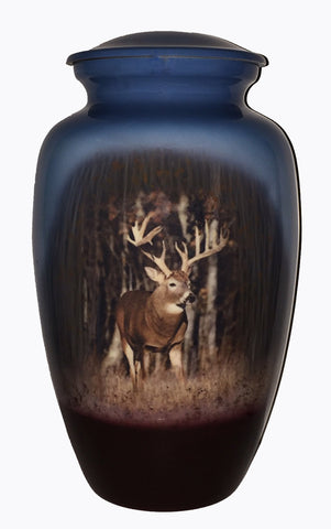 Trophy Buck Cremation Urn