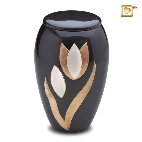 Tulip Cremation urn from LoveUrns | Vision Medical