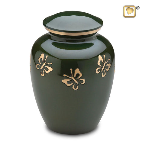 Butterfly Quest Cremation urn by LoveUrns | Vision Medical
