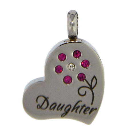 Daughter Cremation Pendant | Vision Medical