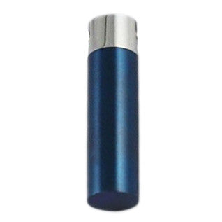 Blue Cylinder Cremation Pendant | Vision Medical