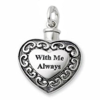 Sentimental Expressions With Me Always Remembrance Jewelry QSX423 | Vision Medical