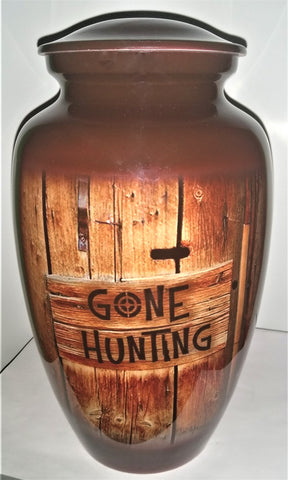 """Gone Hunting"" 
