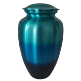My Blue Heaven Adult Cremation Urn