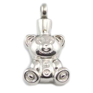 Teddy Bear Cremation Pendant | Vision Medical
