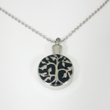 Stainless Steel Tree of Life Cremation Pendant