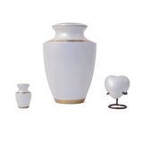 Trinity Pearl Cremation Urn Collection
