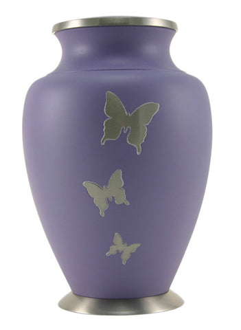 Aria Butterfly Cremation Urn | Butterfly Urn | Butterfly Cremation Urn | Butterfly Themed Urn | Great Value | Vision Medical