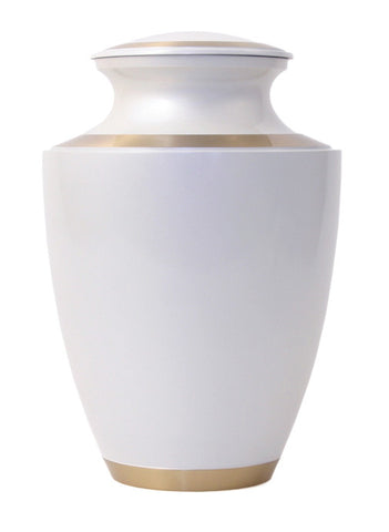 Trinity Pearl Cremation Urn | Vision Medical