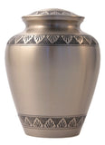 Elite Athena Pewter Cremation Urn