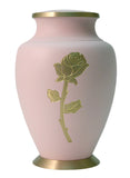 terrybear Urns Aria Rose Cremation Urn | Vision Medical