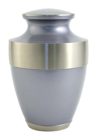 Lineas Starlight Blue Cremation Urn | Vision Medical
