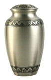 Athena Pewter Cremation Urn