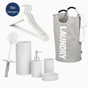 Bathroom Accessories - Student Essentials
