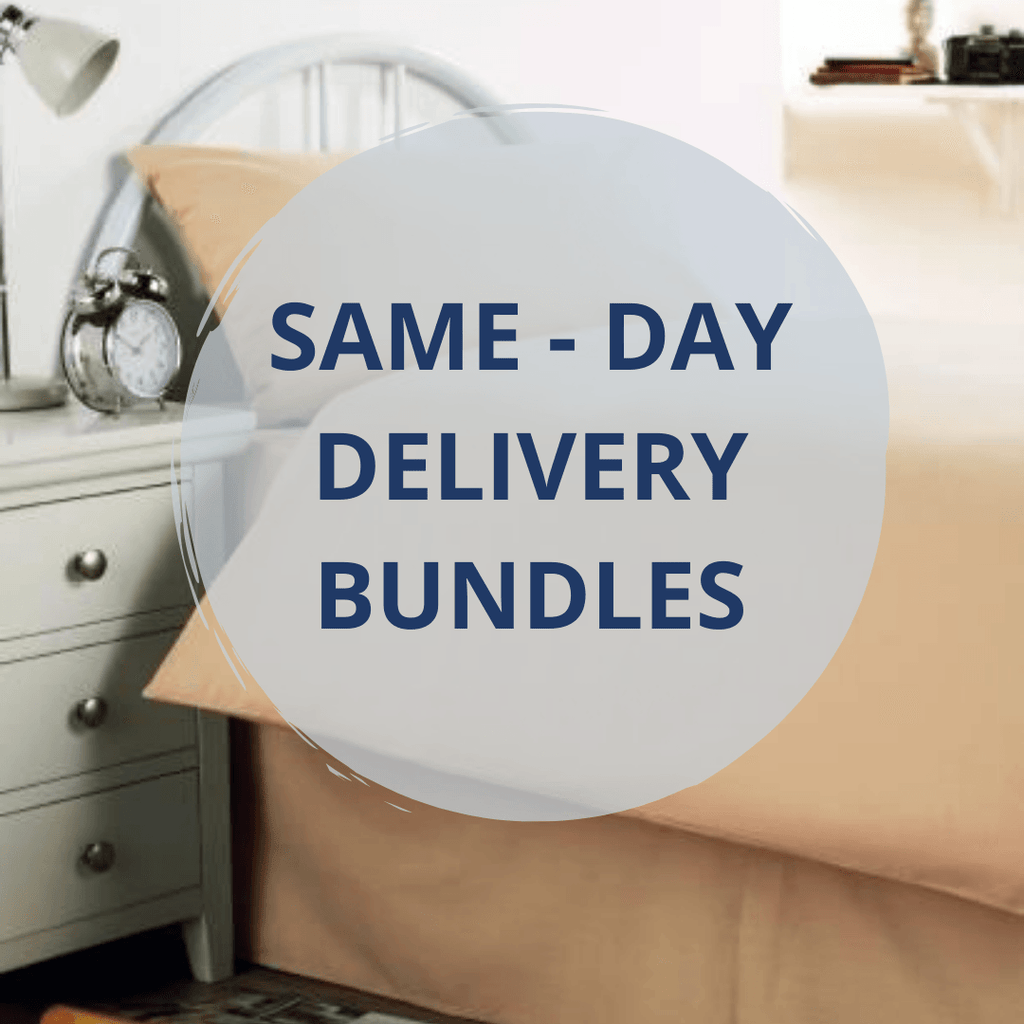 Same Day Delivery - Comfort Bundle - Student Essentials