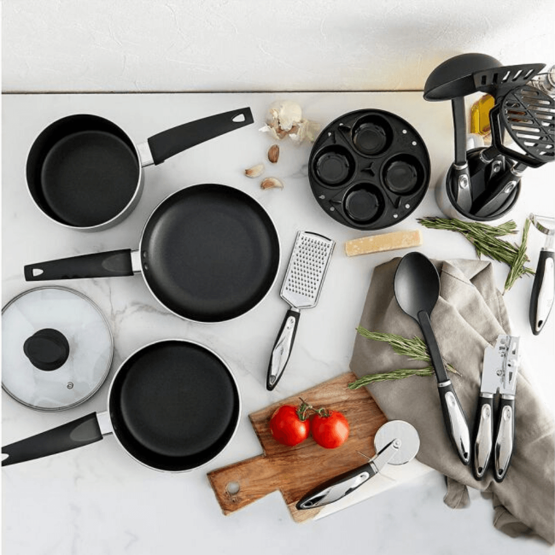The Student Kitchen Bundle - Student Essentials
