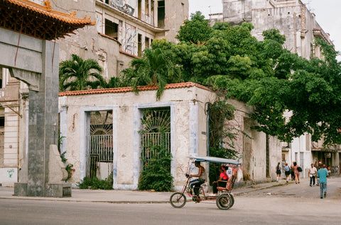 havana rickshaw analogue film