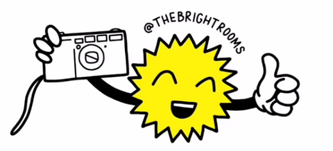 Bright Rooms Camera Logo