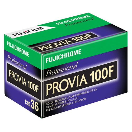 Fujifilm Provia 100F 35mm Film (36exp)-Film Bros