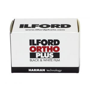 Ilford Ortho Plus 80 B&W 35mm Film (36exp)-Film Bros