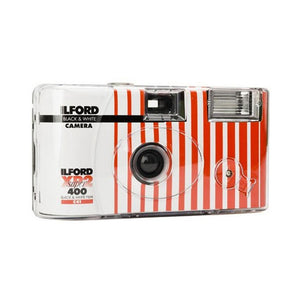 Ilford XP2 Super 400 Single Use Camera (27exp)-Film Bros