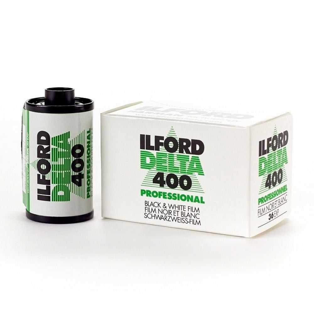 Ilford Delta 400 B&W 35mm Film (36exp)-Film Bros