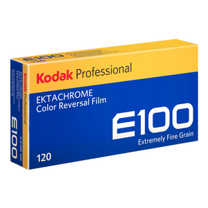 Kodak Ektachrome 100 120 Film-Film Bros