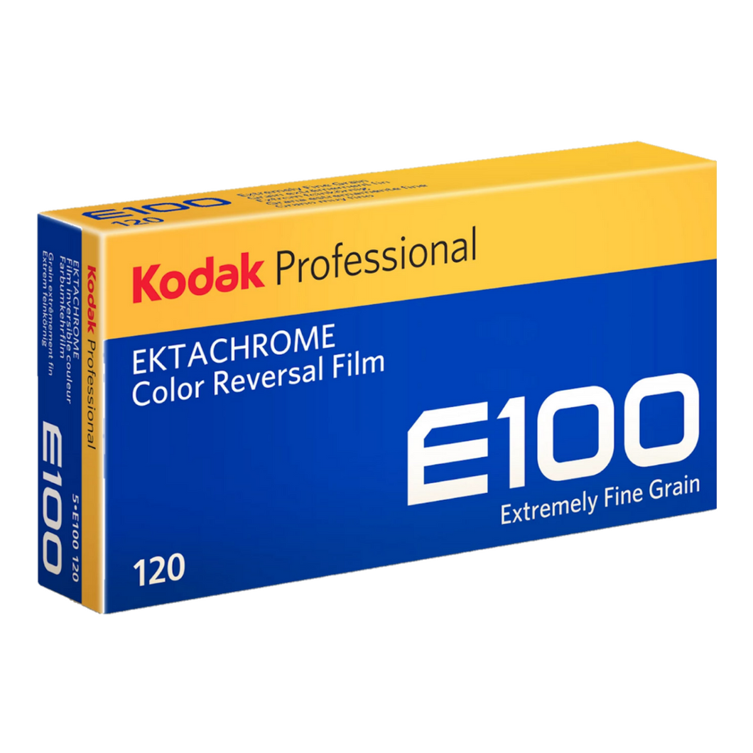 Kodak Ektachrome 100 120 Film 5 Pack-Film Bros
