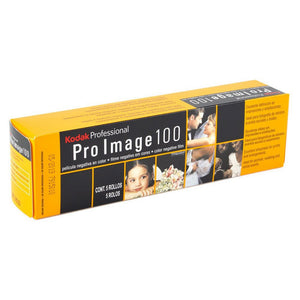 Kodak Pro Image 100 35mm Film (36exp) 5 Pack-Film Bros