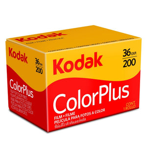 Kodak ColorPlus 200 35mm Film (36exp)-Film Bros