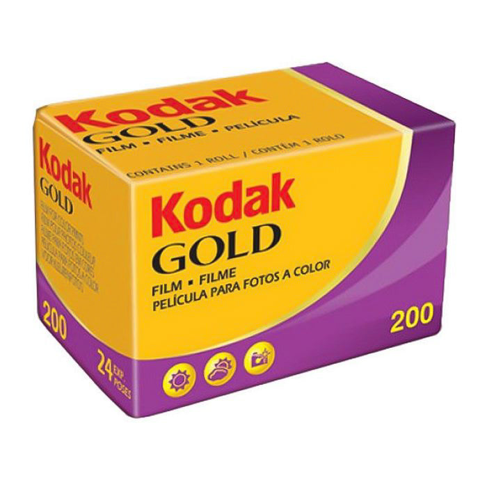 Kodak Gold 200 35mm Film (36exp)-Film Bros