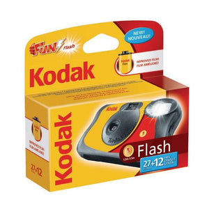 Kodak Fun Flash Single Use Camera (39 exposures)-Film Bros