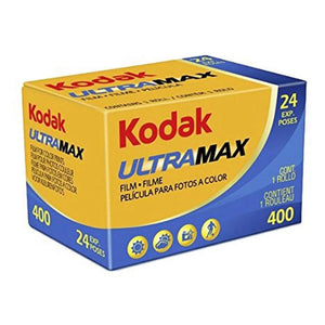 Kodak UltraMax 400 35mm Film (24exp)-Film Bros