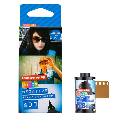 Lomography CN 400 35mm Film (36exp) 3 Pack-Film Bros