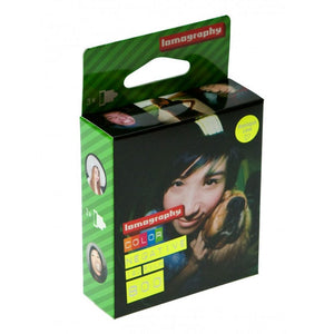 Lomography CN 800 120 Film 3 Pack-Film Bros